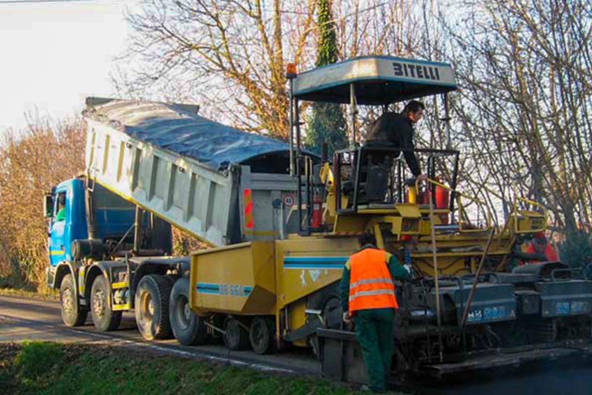Costruzioni e lavori stradali