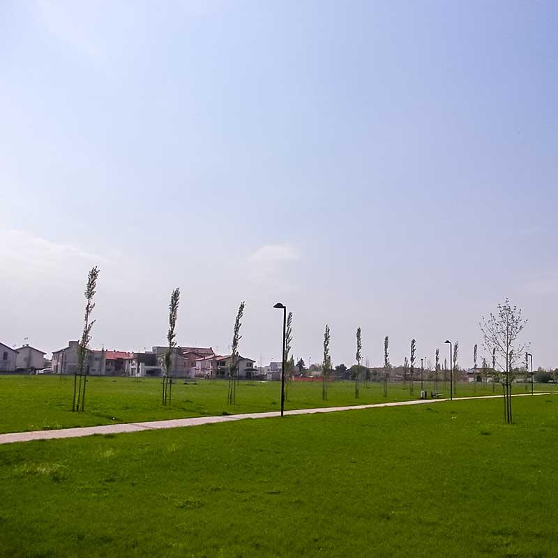 Opere di urbanizzazione Venezia Treviso Ilsa Pacifici