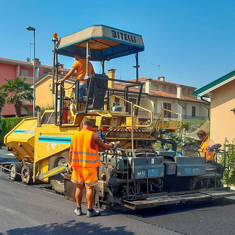 Noleggio fresatrici per asfalto - Venezia Treviso - Ilsa Pacifici