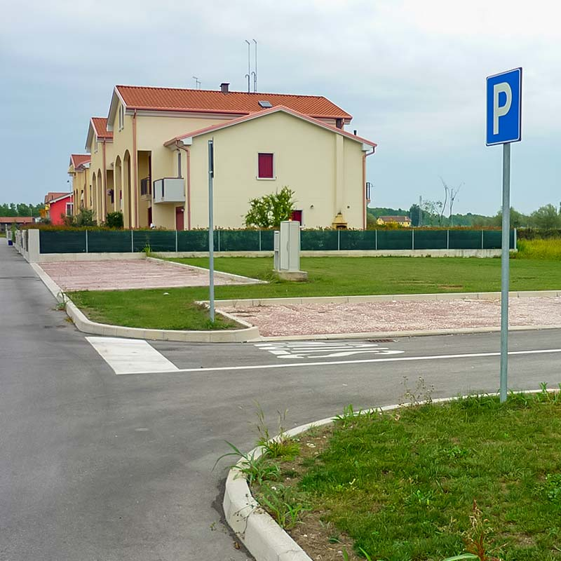 Opere di urbanizzazione primaria