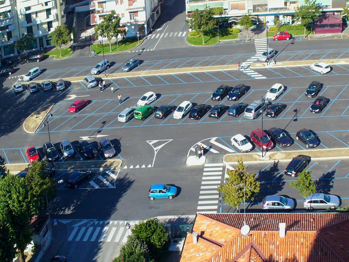 Pavimentazione stradale di piazza Rizzo e strade San Donà di Piave